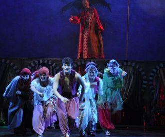 Aladino y la lámpara, Compañía La Bicicleta