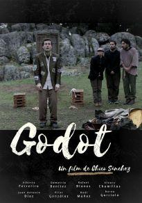 Cartel de la película Godot (Cine)