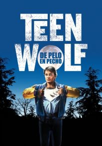 Cartel de la película Teen Wolf (De pelo en pecho)