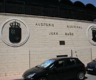 Auditorio Municipal Juan Baño