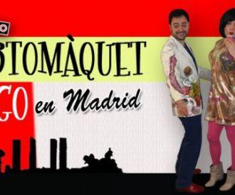 Pa amb tomàquet & tango en Madrid