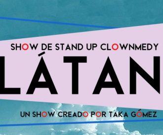 Plátano, un show de Stand Up Clownmedy