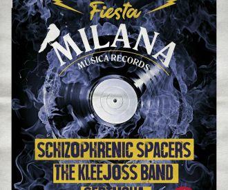 Milana Música: Schizophrenic Spacers
