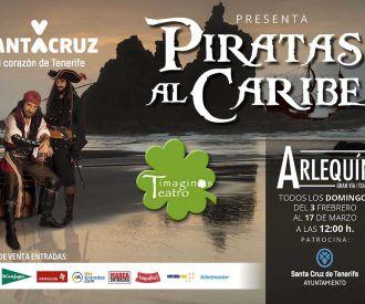Los Piratas al Caribe