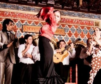 Torres Bermejas Tablao Flamenco