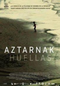 Cartel de la película Aztarnak - Huellas