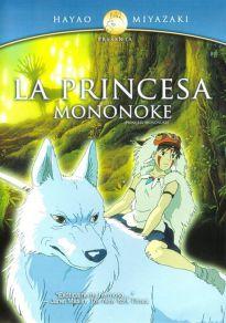 Cartel de la película La princesa Mononoke