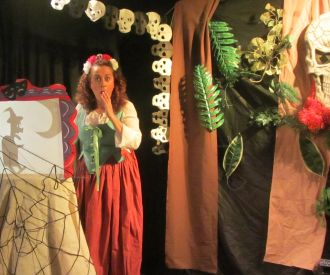 Piratas en Halloween - Teatro la Estrella