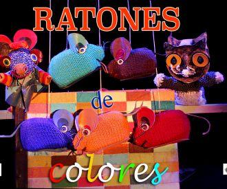 Ratones de Colores