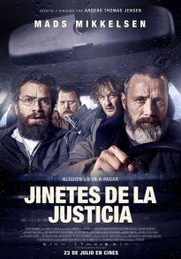 Cartel de la película Jinetes de la justicia