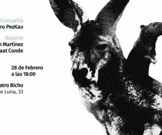 De ratas y canguros - Cía Teatro PezKao