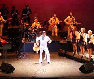 One night with Elvis