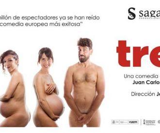 Tres de Juan Carlos Rubio