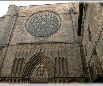 Basílica de Santa María del Pí