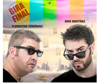 Dani and Flo #vuelvenNovuelven