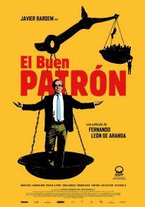 Cartel de la película El buen patrón