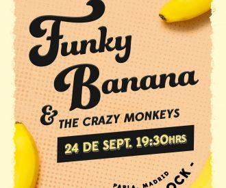 Funky Banana & The Crazy Monkeys