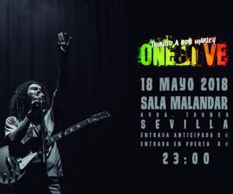 One Love - Tributo a Bob Marley