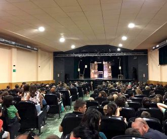 Teatre del Casal Parroquial