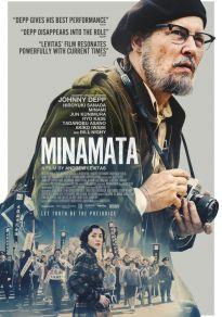 Cartel de la película El fotógrafo de Minamata