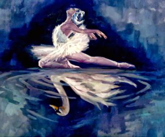 El lago de los Cisnes de P.I. Chaikovski
