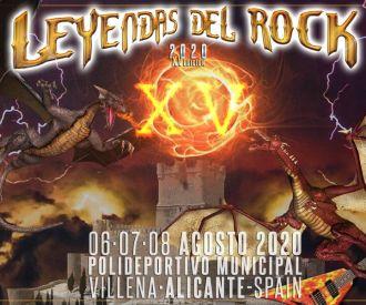 Leyendas Del Rock Festival 2021