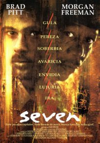 Cartel de la película Seven