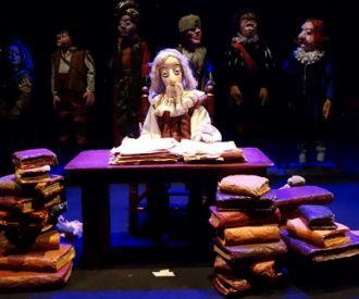 Aventuras de Don Quijote - El retablo
