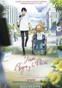 Cartel de la película Josee, El Tigre y los Peces