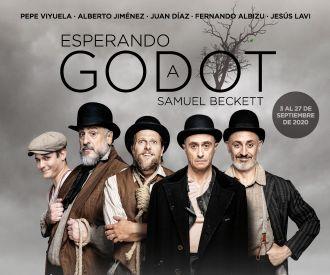 Esperando a Godot - Pentación Espectáculos