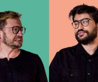Maricón y Tontico: stand up comedy
