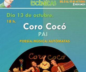 El Jardín de las Artes - Coro Cocó