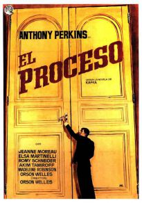 Cartel de la película El proceso