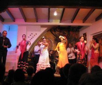 Tablao Flamenco Los Gallos