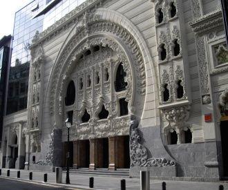 Teatro Campos Elíseos Antzokia