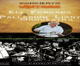 Ely Forcada y Palladium Light Orquestra