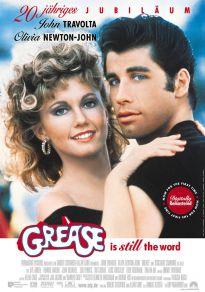 Cartel de la película Grease (Cine)