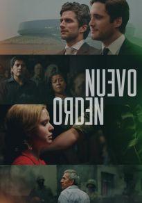 Cartel de la película Nuevo orden