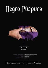 Cartel de la película Negro púrpura