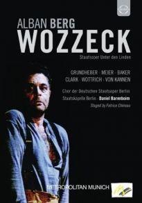 Wozzeck - Ópera (Cine)