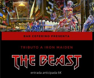 The Beast - Tributo a Iron Maiden