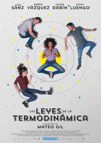 Cartel de la película Las leyes de la termodinámica