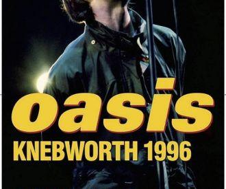 Entradas para Oasis Knebworth 1996
