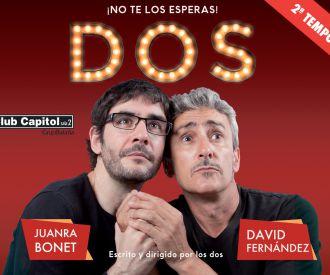 Juanra Bonet y David Fernández - Dos