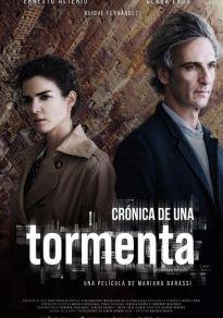 Cartel de la película Crónica de una tormenta