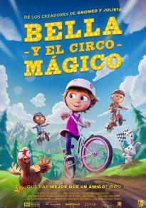 Cartel de la película Bella y el circo mágico