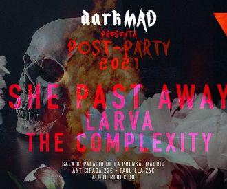 Darkmad  - She Past Away