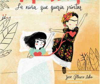 Frida, la niña que quería pintar, en Artea Espai