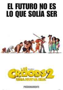 Cartel de la película Los Croods: Una nueva era