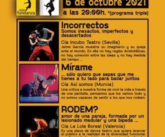 Otoño Inclusivo - Festival Escena Mobile 2021